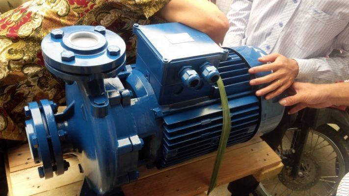 đặc điểm của máy bơm nước công nghiệp