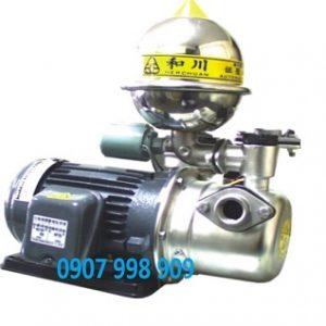 Máy bơm tăng áp phun sương vỏnhôm đầu inox NTP: LJA225-1.37 26 1/2HP