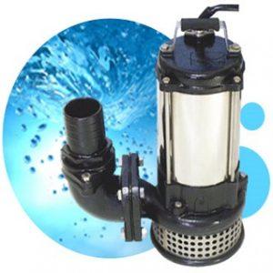 Máy bơm chìm nước sạch hiệu NTP Model HSM280-12.2 265